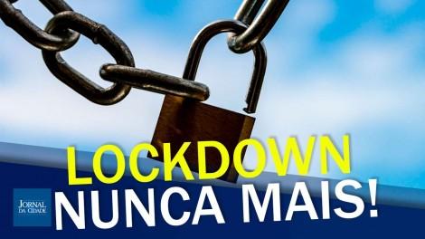 A farsa e o uso político do lockdown (veja o vídeo)