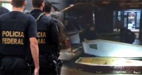 PF investiga transporte de drogas dentro de caixões que seriam de vítimas de Covid-19