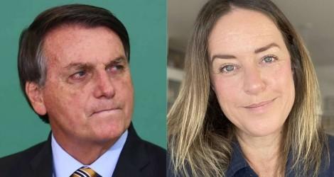 Com enojante hipocrisia, jornalista da Folha ataca Bolsonaro e leva resposta desmoralizante