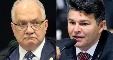 Deputado irá pedir o impeachment de Fachin, após suspensão de alíquota zero sobre armas