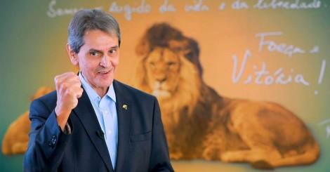 Roberto Jefferson - o homem que mudou o rumo do Brasil por três vezes, impedindo nossa venezuelização