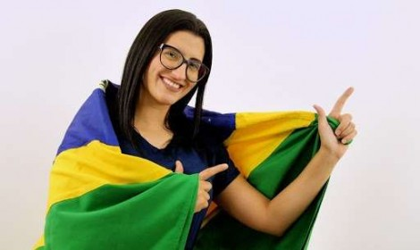 SENSACIONAL! Vereadora mais jovem da história de Goiânia ridiculariza emissora da Rede Globo (veja o vídeo)