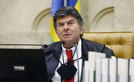 Ministros do STF dispensam férias em retaliação a Fux (veja o vídeo)