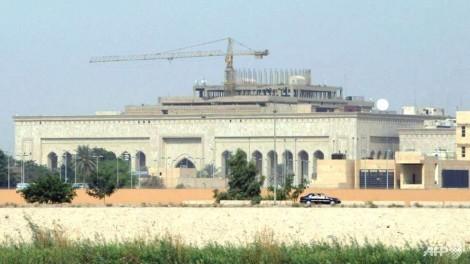Urgente: Embaixada dos EUA é bombardeada no Iraque (veja o vídeo)