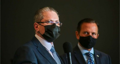 Secretário de Saúde de Doria deixa escapar a 'realidade' sobre a eficácia da CoronaVac