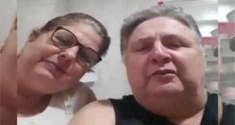 Quem acredita? Ex-governadores, Garotinho e Rosinha, agora vendem panetone (veja o vídeo)