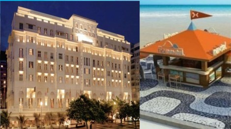 Réveillon da mentira: A festa do Copacabana Palace e as sanções para os humildes quiosques da praia