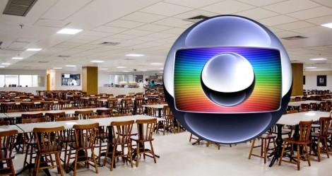 Globo leva funcionários ao pânico, limita o café da manhã e passa a cobrar por refeição