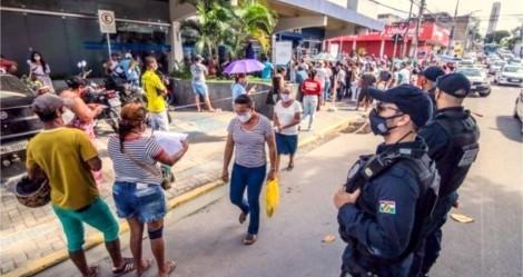 Lockdown sem Auxílio Emergencial é genocídio