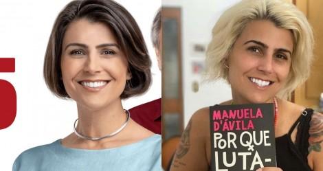 """Manuela d'Ávila: A eleição acabou e, com ela, a """"falsa postura"""" da comunista"""