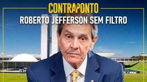 Roberto Jefferson sem filtro! (veja o vídeo)
