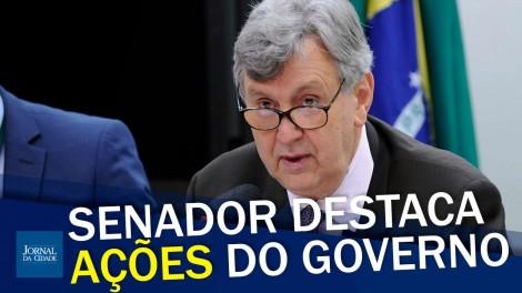 """""""Bolsonaro em 2020 liberou quase R$ 1 trilhão para governos estaduais e prefeituras municipais"""", afirma senador Heinze (veja o vídeo)"""