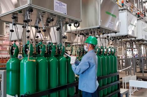 Relato da White Martins sobre a crise de oxigênio em Manaus desmente versão do governador