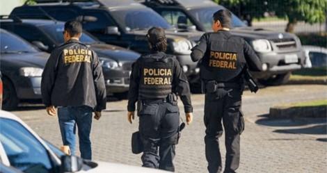 PF desbarata quadrilha que aliciava pessoas para o transporte de drogas por meio de intimidação e ameaças
