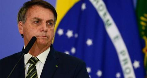 """Bolsonaro rebate a """"mídia do ódio"""" e desmente crise com Índia e China (veja o vídeo)"""