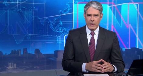 Após saída de Faustão, William Bonner pede demissão da Globo, afirma colunista (veja o vídeo)