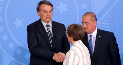Jogada de Mestre: Bolsonaro exonera temporariamente Onyx e Tereza Cristina e garante mais dois votos para Lira