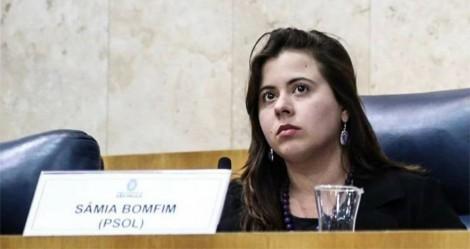 Sâmia do PSOL, crítica voraz do 'leite condensado', paga 'fortuna' a colegas de partido, com dinheiro público (veja o vídeo)