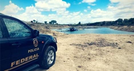 Polícia Federal deflagra operação de combate ao garimpo em Terra Indígena (veja o vídeo)