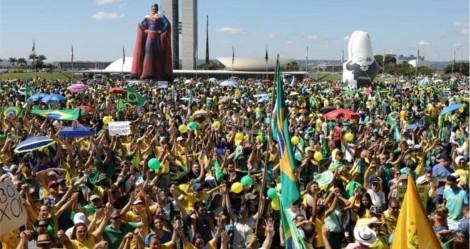 Brasília vai tremer amanhã (veja o vídeo)