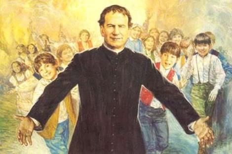 Dom Bosco, hoje é o seu dia. Proteja o Brasil, seu presidente, todos os brasileiros e todos os povos e nações