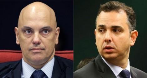 Presidente do Senado já tem em mãos um novo pedido de impeachment contra Moraes