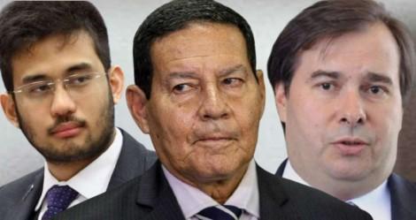 Maia, Mourão e Kim Kataguiri, tentaram o impeachment de Bolsonaro antes da vitória de Arthur Lira?? (veja o vídeo)