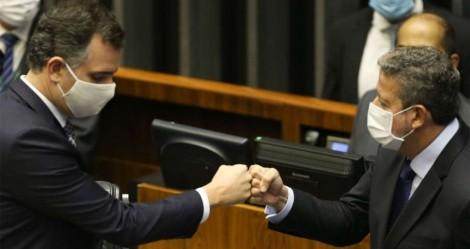 Causas e sintomas... Lira e Pacheco, o Brasil inteiro aplaudirá vocês!