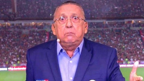 Chegou a vez de Galvão Bueno, o próximo alvo na interminável fila de demissões da Rede Globo