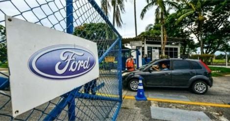 Justiça suspende demissão em massa em fábrica da Ford