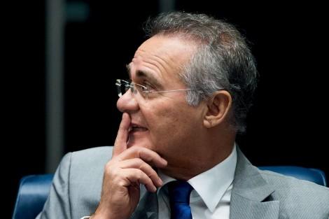 Renan quer apresentar projeto para anistiar criminosos