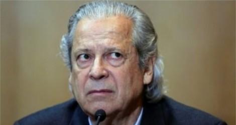MPF diz que Dirceu utilizava contrainteligência para não ser pego e pede nova condenação