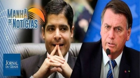 AO VIVO: Bolsonaro contra a dinastia dos coronéis do Nordeste e o estrago do Covidão na Bahia (veja o vídeo)