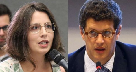 """Frente a frente com jornalista da Folha, Salles detona: """"Militância disfarçada de jornalismo"""" (veja o vídeo)"""