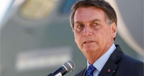 Bolsonaro faz alerta sobre bitributação e desinformação sobre o ICMS e pede ao povo que denuncie