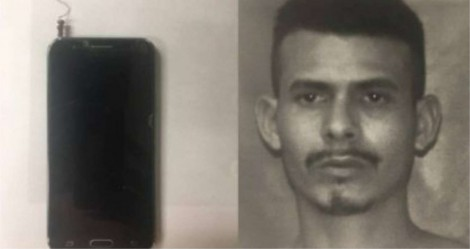 """De dentro da prisão, detento usa celular para ameaçar tia por """"macumba"""""""
