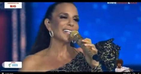 """Durante live, Ivete ataca """"indiretamente"""" Bolsonaro e recebe resposta avassaladora de deputado (veja o vídeo)"""