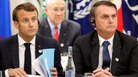Alô, Macron! Desmatamento na região amazônica tem queda de 70% e é o menor dos últimos quatro anos