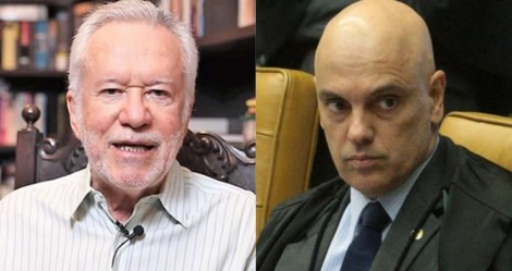Cirúrgico, Alexandre Garcia aponta forte contradição de Moraes (veja o vídeo)