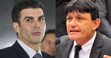 """""""Enquanto os paraenses estavam morrendo, o governador estava articulando para roubar o povo"""", desabafa o deputado Eder Mauro (veja o vídeo)"""