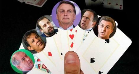 Todas as cartas estão na mesa e as correntes políticas se preparam para uma luta épica