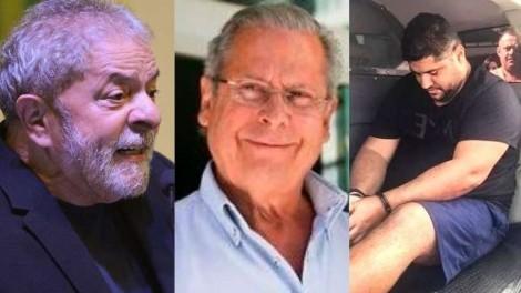 """Constantino """"solta o verbo"""": """"O que a sociedade não tolera é a soltura de alguém como Lula, Dirceu ou André do Rap"""" (veja o vídeo)"""