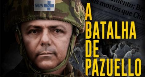 Oportunistas miram Pazuello para tentar acertar Bolsonaro, mas ministro segue firme na missão