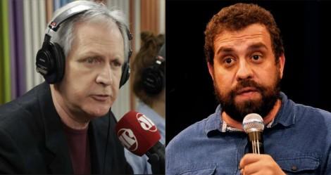 Boulos sofre derrota humilhante na justiça para Augusto Nunes e é escorraçado novamente (veja o vídeo)
