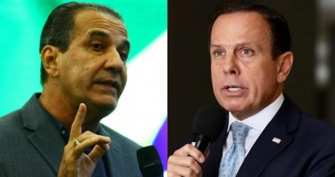 """Malafaia perde a paciência e sobe o tom contra Doria: """"Nas eleições, vamos dar a resposta"""""""