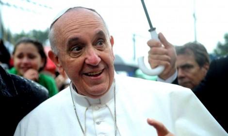 """Francisco quer morrer em Roma: """"Não volto para a Argentina"""""""