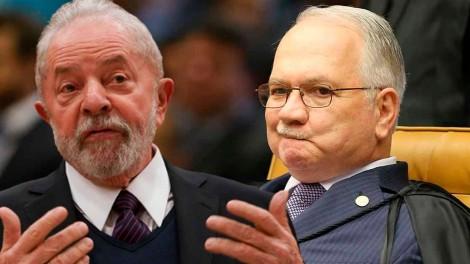 AO VIVO: Fachin anula condenações de Lula na Lava Jato e o ex-presidiário volta a ser elegível (veja o vídeo)