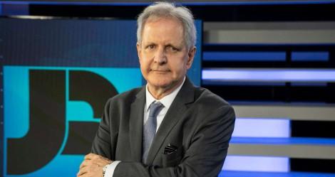 Para desespero da esquerda, Augusto Nunes é o novo âncora do Jornal da Record News