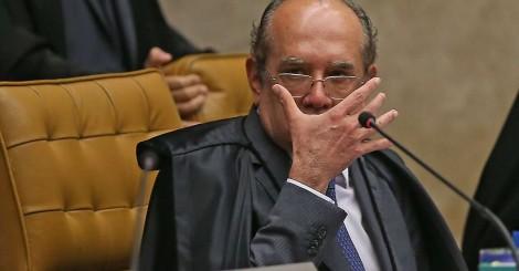 """""""Em nome do tribunal"""", Gilmar chora e homenageia o advogado de Lula (veja o vídeo)"""