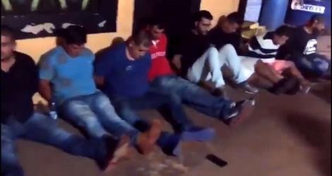 Líder do PCC e mais 15 integrantes da facção são presos na fronteira com Paraguai (veja o vídeo)